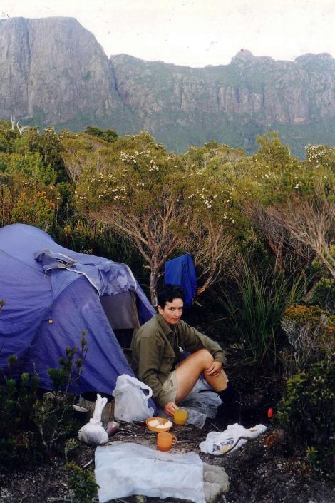 Tramp camp