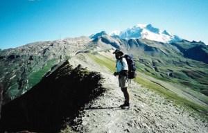 Ridgewalk to Col de la Croix de Bonhomme