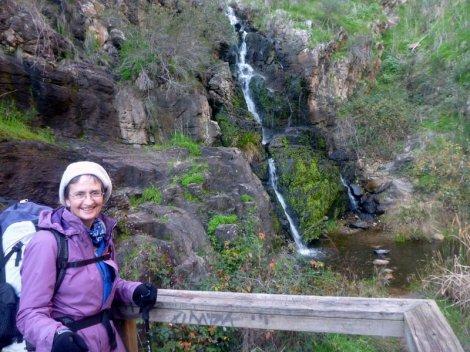 Waterfalls in Mt Lofty area