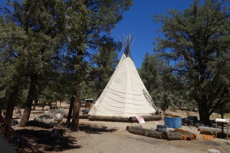 Kennedy Meadows Campground