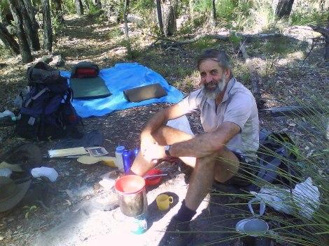 Camp out near Possum Springs
