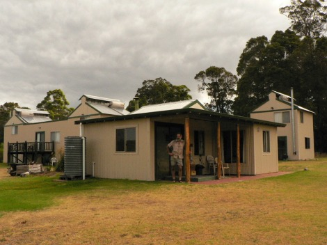 Our cottage - we stayed 2 nights