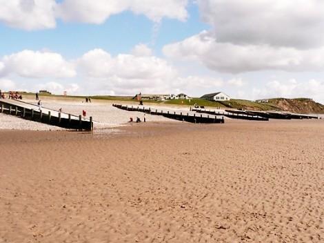 St Bees beach
